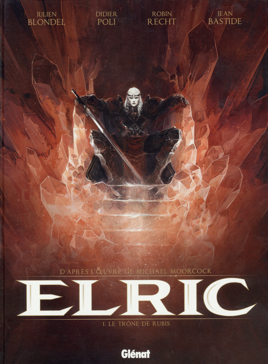 Elric Of Melnibone Book Cover