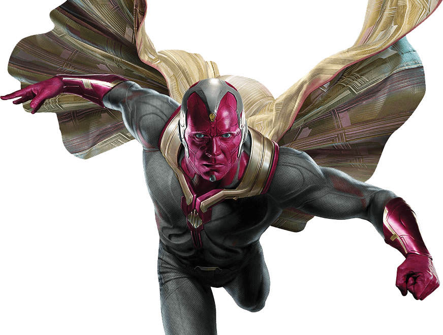 AVENGERS: AGE OF ULTRON—Hail the Vision! But will we see ...