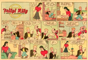 FRITZI RITZ Nov 8 1942 St Paul Pioneer Press 144dpi