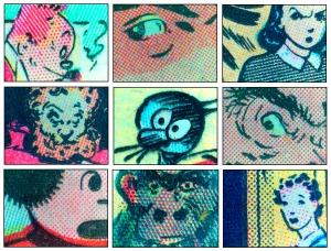 Comics 3x3