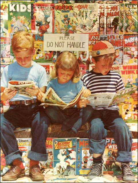 Kids reading comics in color Summer 1948_01_72dpi