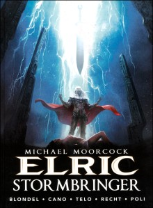 Stormbringer graphic novel cover 72