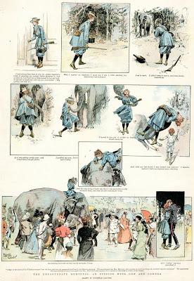 A 2_4 CLEAVER ELEPHANT 1899