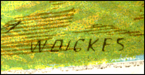 DICKES green b