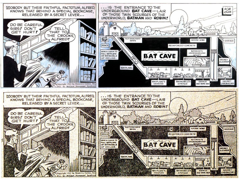 Batcave panels 1943 both_scr