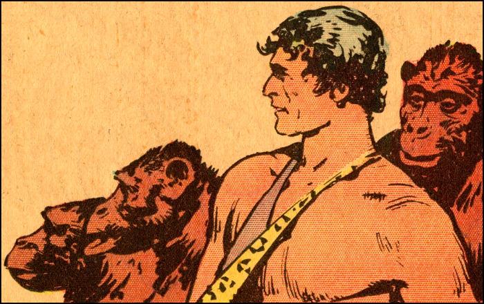 Tarz an the Apes
