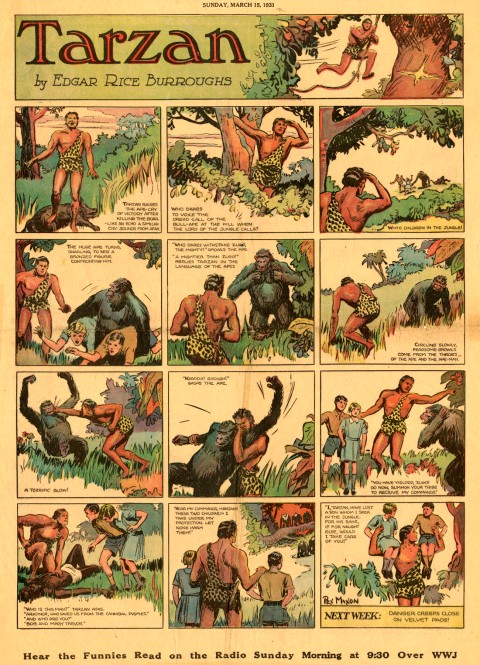 Tarzan 15_03_1931 Full page