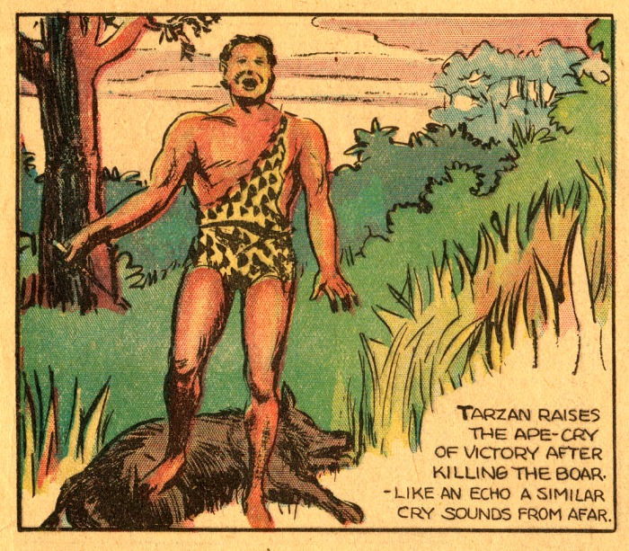 Tarzan 15_03_1931 Panel 1