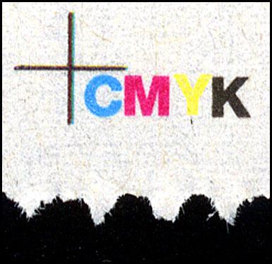 CMYK reg mark
