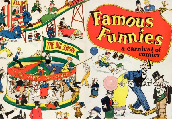 Famous Funnies_Carniva lof comics_enh