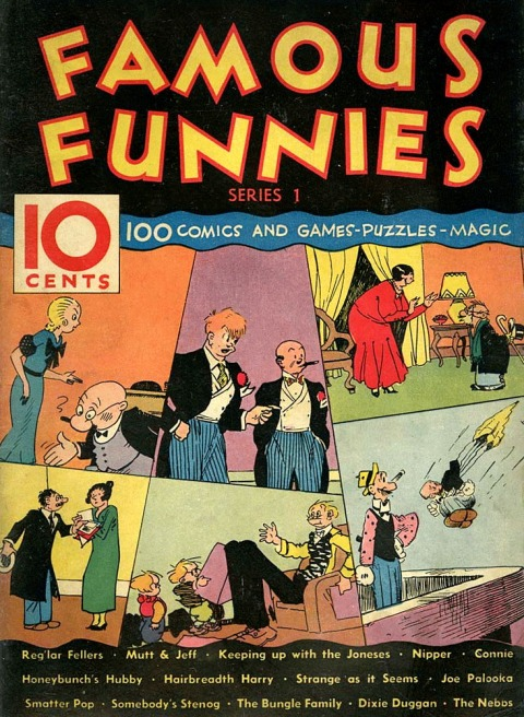 Famous Funnies_Series1
