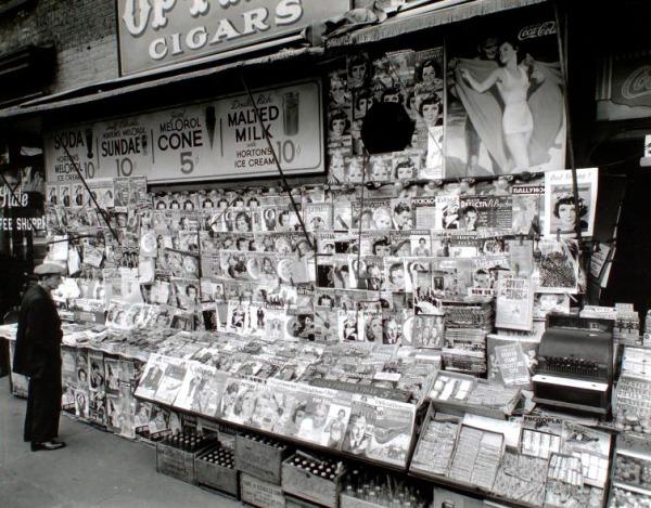 NEWSSTAND 1935
