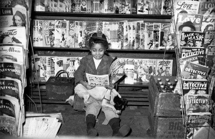 Newsstand 1947