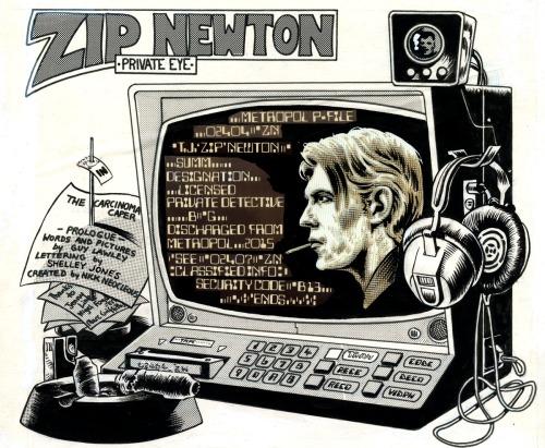 Zip panel