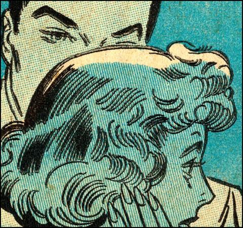 DC Romance, Craftint style