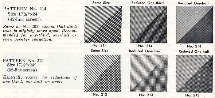 Doubletone examples SCREENER