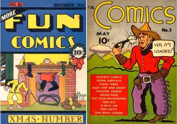 More Fun 16_The Comics 3